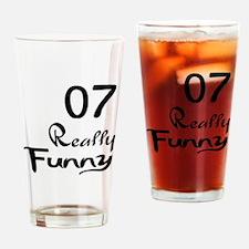 07 Really Funny Birthday Designs Drinking Glass