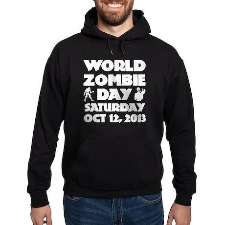 World Zombie Day Hoodie (dark)