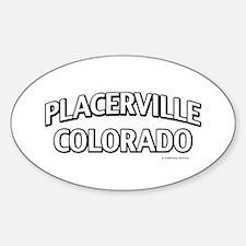 Placerville Colorado Decal