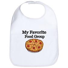 My Favorite Food Group Bib