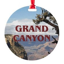 ABH Grand Canyon Round Ornament