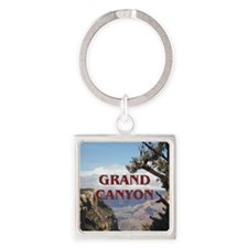 ABH Grand Canyon Square Keychain