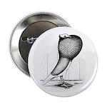 Thuringer Pouter Pigeon Button