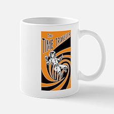 Time Traveler scifi vintage Mug