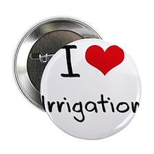 "I Love Irrigation 2.25"" Button"
