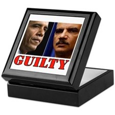GUILTY Keepsake Box