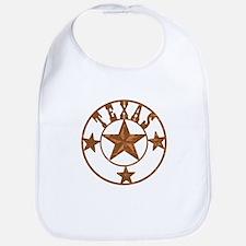 Texas Stars Bib