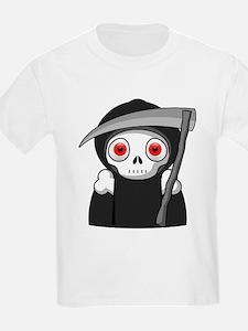 Grim Reaper Kids T-Shirt