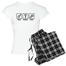 Geek humor Pajamas