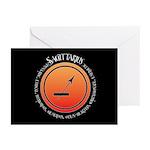 Sagittarius Greeting Cards (Pk of 10)