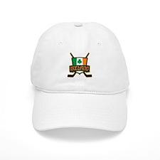 Ireland Irish Ice Hockey Shield Baseball Baseball Cap