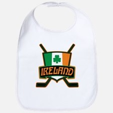 Ireland Irish Ice Hockey Shield Bib