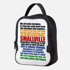 Smallville Quotes Neoprene Lunch Bag