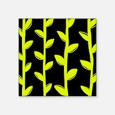 "'Leaves' Square Sticker 3"" x 3"""