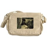 Timber wolf Messenger Bag