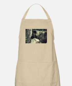 """Young Black Wolf"" Apron"