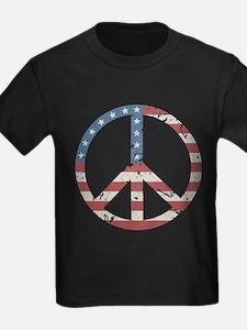 Vintage Peace USA T
