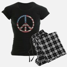 Vintage Peace USA pajamas