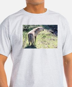 """I Am Here, Where Are You?"" T-Shirt"