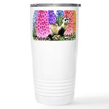 Black Footed Ferret Travel Mug