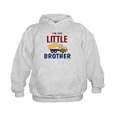 Litte Brother Dump Truck Hoodie
