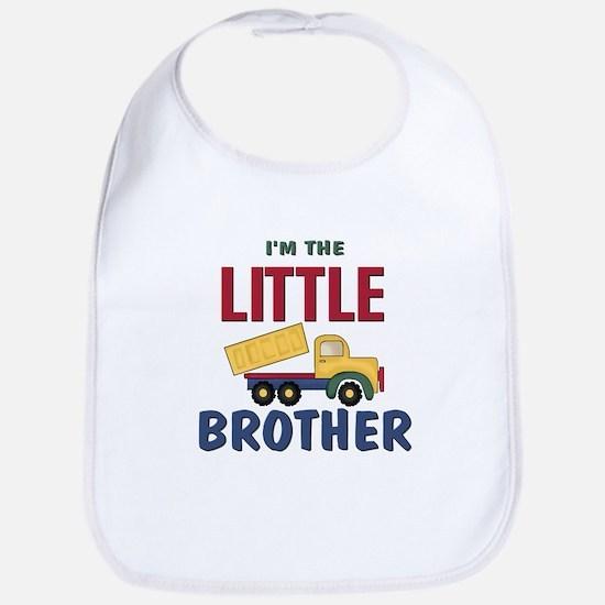 Litte Brother Dump Truck Bib