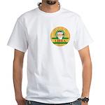 Libra White Christmas T-Shirt