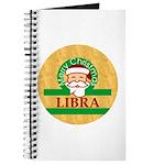 Libra Christmas Journal, notebook 4 Holiday Ideas!