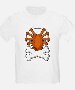 Face Hugger Alien Kids T-Shirt