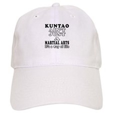 Kuntao Martial Arts Designs Baseball Cap