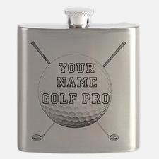 Custom Golf Pro Flask