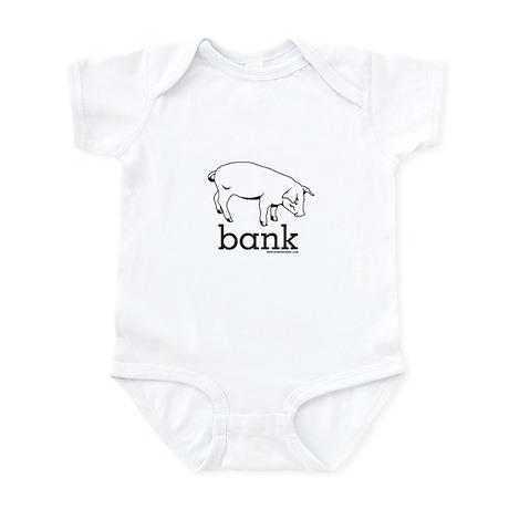 Piggy Bank Infant Bodysuit