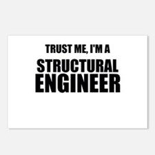 Trust Me, Im A Structural Engineer Postcards (Pack