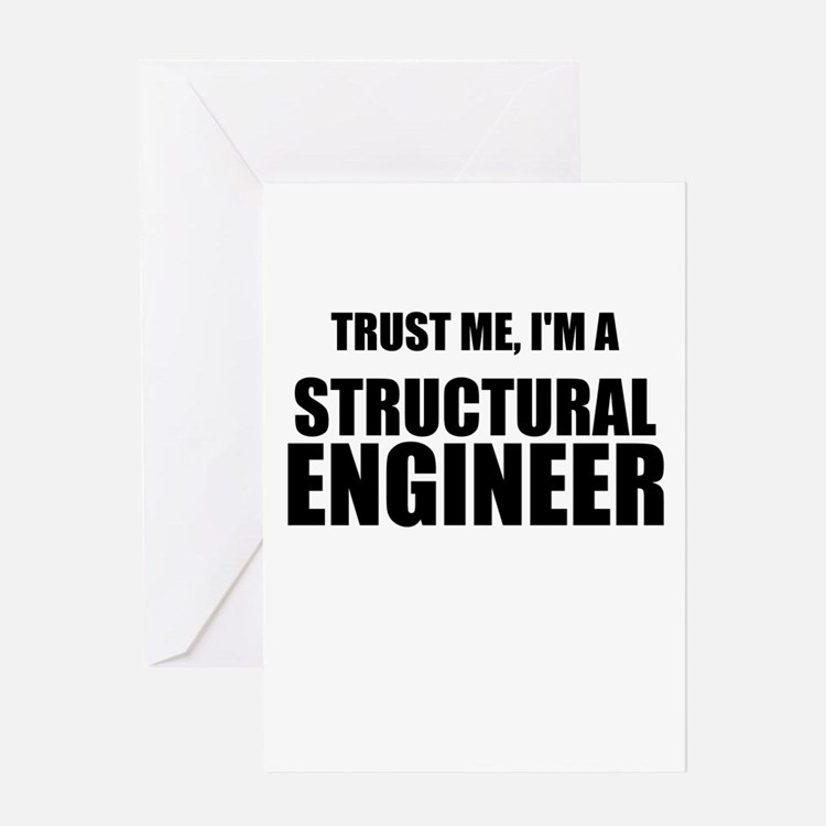 Structural Engineer Greeting Cards Card Ideas Sayings