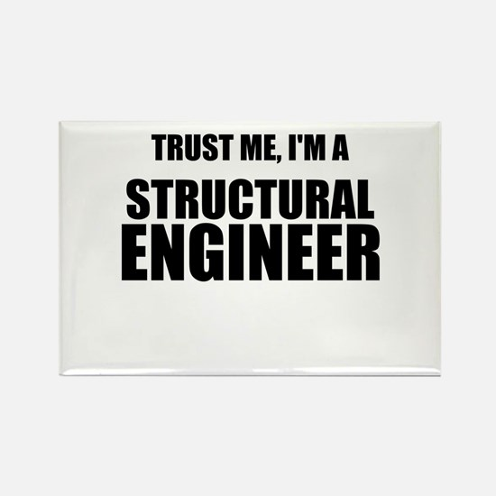 Trust Me, Im A Structural Engineer Rectangle Magne