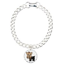 Cute Yorkshire Terrier Dog Bracelet