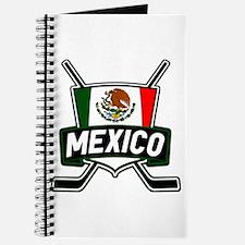 Mexico Ice Hockey Shield Journal