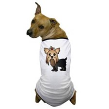 Cute Yorkshire Terrier Dog Dog T-Shirt