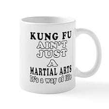 Kung Fu Martial Arts Designs Mug
