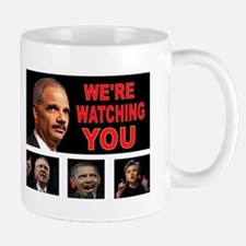 DEMS WATCHING Mug