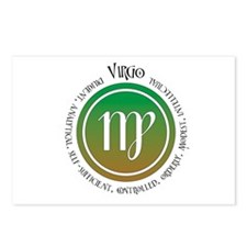 Virgo Postcards (Package of 8)