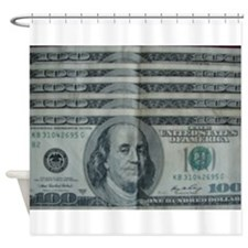 FIVE HUNDRED DOLLARS™ Shower Curtain