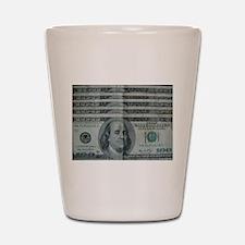 FIVE HUNDRED DOLLARS™ Shot Glass