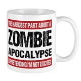 Zombie Small Mugs (11 oz)