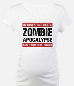 ZOMBIE APOCALYPSE - The hardest part Shirt