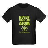 Atom Kids T-shirts (Dark)