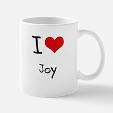 I Love Joy Mug