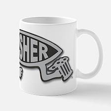 HashFish - Hasher - BW Mug