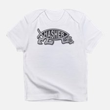 HashFish - Hasher - BW Infant T-Shirt