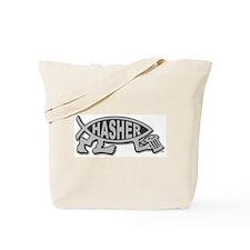 HashFish - Hasher - BW Tote Bag